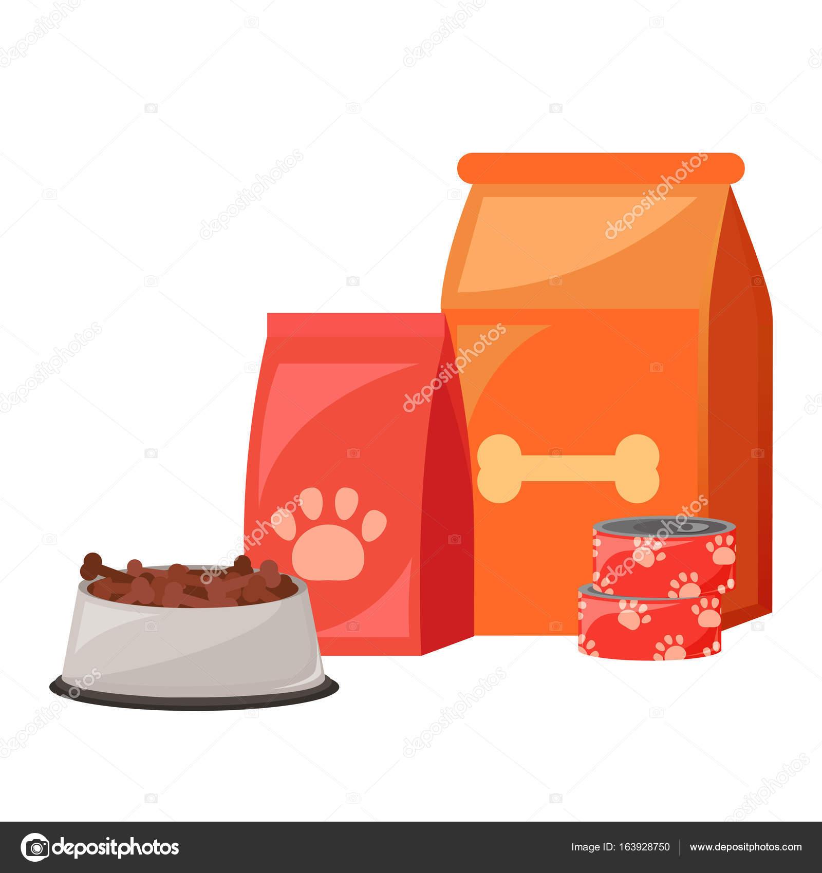 394c6dfcf41657 Корм для тварин. Корм для собак і кішок. Чаша, тара, реклама ...