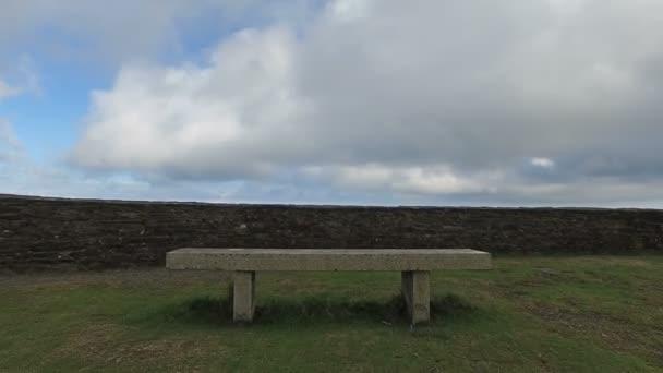 Posun směrem k Stone banky v Vixa de Herbeira 02