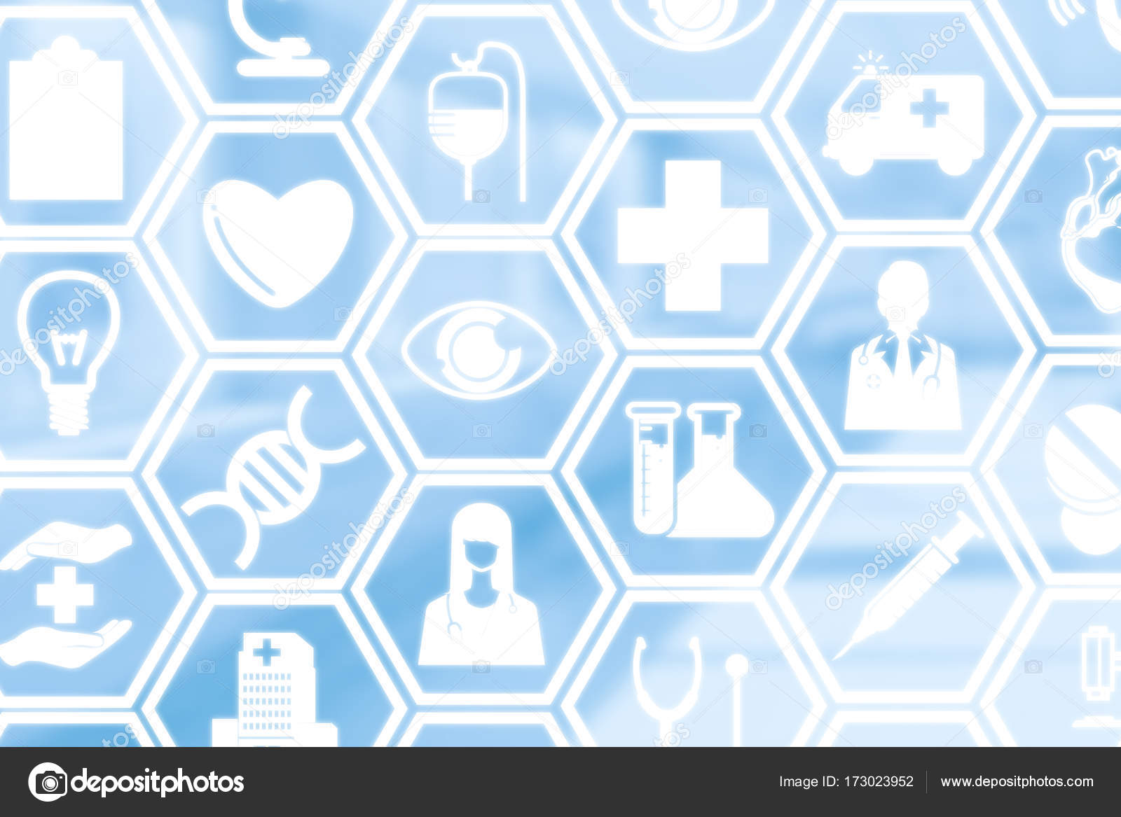 medical background healthcare icon medical symbol stock photo