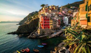 Riomaggiore, Cinque Terre - Italy