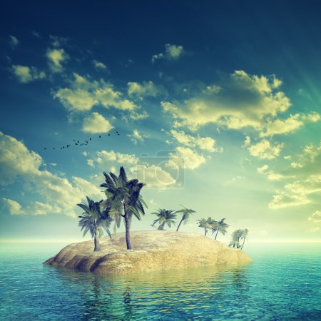 Abstract summer vacation backgrounds