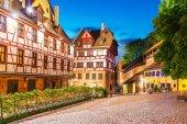 Old Town in Nuremberg, Germany