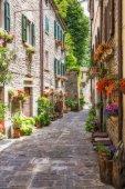 Narrow old street