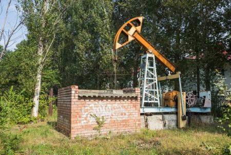 Old Borehole pumps