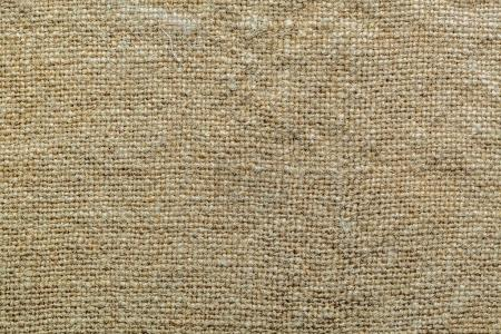 background for design burlap closeup
