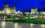 Cusco City Centre in  Peru