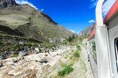 Peru Rail to Machu Picchu