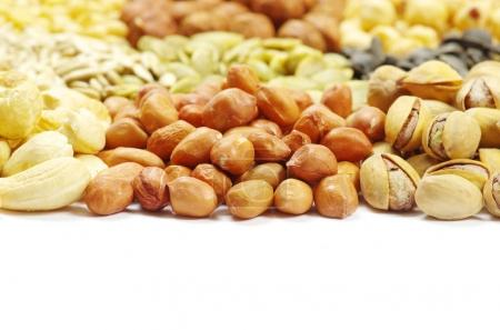 seeds and nuts collection