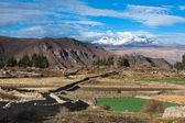beautiful landscape of Arequipa
