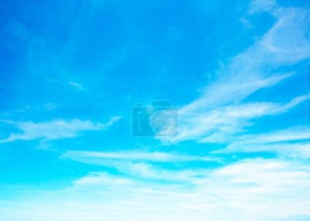 Amazing bright sky background