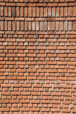 Photo pour Arrière-plan de vieux mur de briques vintage - image libre de droit
