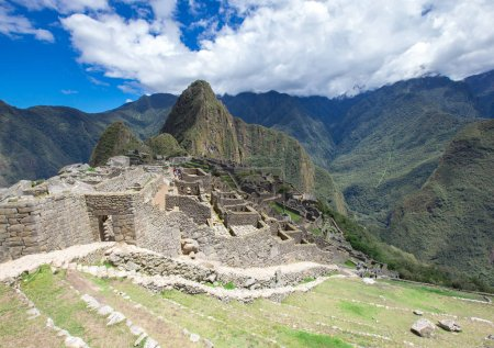 Machu Picchu, World Heritage Site