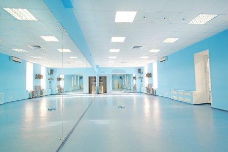 modern dancing hall