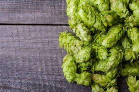 green hops border