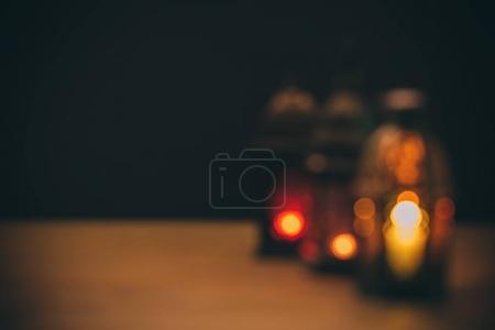 shining lanterns Fanus