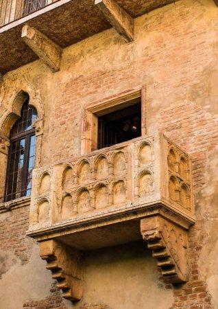 Old Verona Balcony