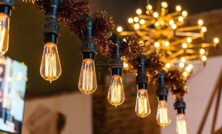 Fashion vintage lamps