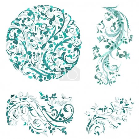 flourish collection of patterns