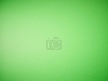 Photo for Textured green color paper background - Royalty Free Image