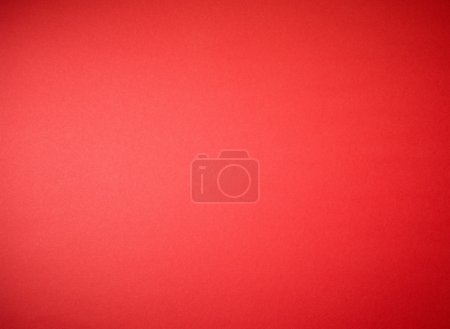 Photo for Textured red color paper background - Royalty Free Image