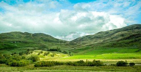 Landscape of Scotland