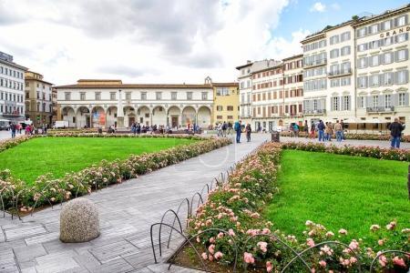 Piazza of Santa Maria Novella, Florence