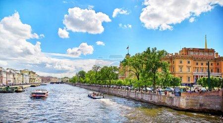 Saint Michael's Castle, St.Petersburg