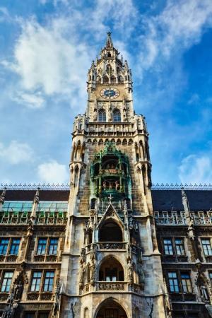 New Town Hall Neues Rathaus, Munich