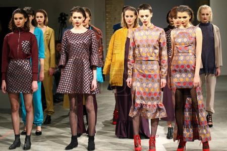 Ukrainian Fashion Week AW 201718