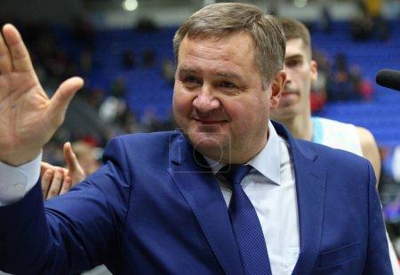 FIBA World Cup 2019 Qualifiers: Ukraine v Sweden