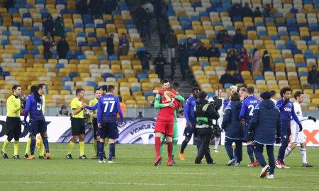 UEFA Europa League: FC Dynamo Kyiv v SS Lazio
