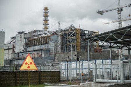 Chernobyl power station