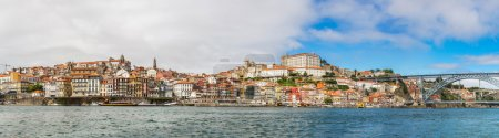 Porto in Portugal in summer day