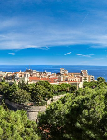 Monte Carlo in a summer day, Monaco