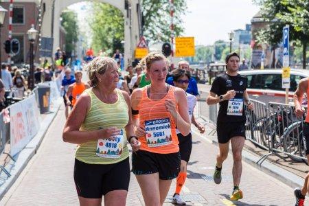 The Amsterdam Marathon