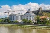 Постер Средневековая крепость Кале в Скопье