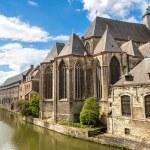 St Michael's church in Gent, Belgium...