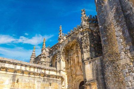 Manueline gate of Convent of Christ