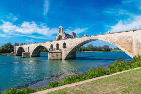 Saint Benezet bridge