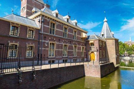 Binnenhof Palace, Dutch Parlament