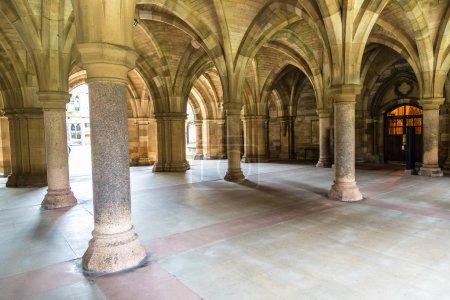 University of Glasgow Cloisters