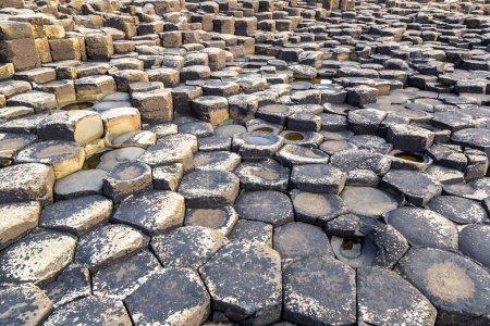 famous Giant's Causeway