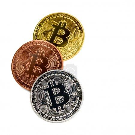 Bitcoin cyptocurrency virtual money