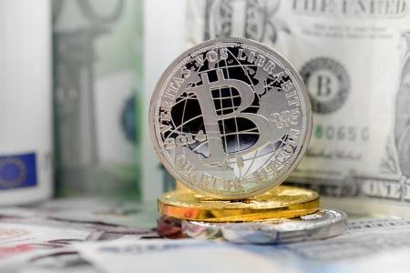 Bitcoin coin simbol