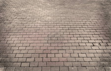 brick pavement texture