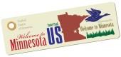 Označit Vítejte v Minnesotě