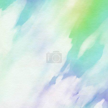 Foto de Fondo acuarela abstracta en textura de papel - Imagen libre de derechos