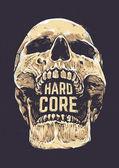Hard Core Skull