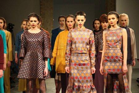 40th Ukrainian fashion week in