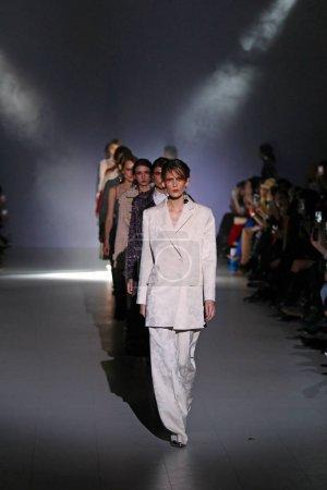 Ukrainian fashion week FW18-19 in Kyiv